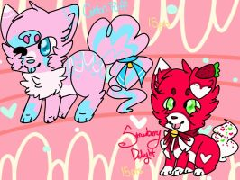 Sweets adopts by xTROPIC-CARRlBEAN