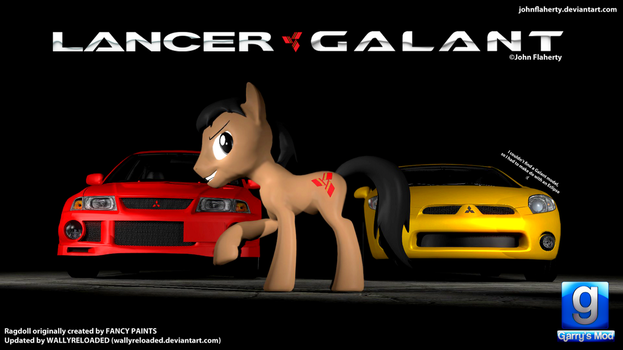 Lancer Galant (UPDATED) [DL] by JohnFlaherty