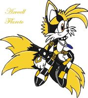 Axccell Flaroto by Chime-Fawler