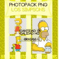 Los Simpsons Pack Png. by ADMINBRAIAN
