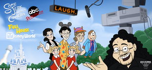 Some Jerk with a Camera - Full House Card by KnoxRobbins