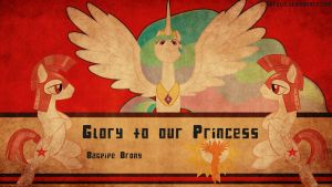Glory to our Princess by SoSweetnTasty