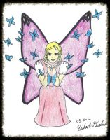 Butteryfly Faerie by Tamuril2