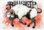 02 BULLSHEEP by NekoCitron