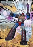 The Transformers: Diaclone base Stalwart by Tf-SeedsOfDeception