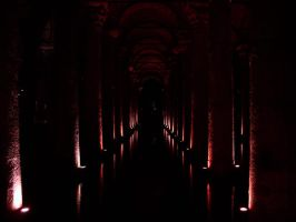 Basilica Cistern by kythera-chis