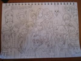 SOUL EATER GANG!  part 3 (final) by SakuraHime011