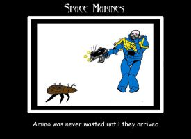 WH40K Space Marine 2 by 6uitar6reat6od