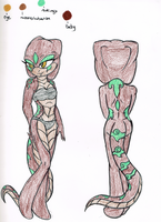 Snake adoptable traditional CLOSED by SleeplesslyDreaming