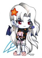 Maplestory: My Demon Avenger PathaIeon by Refinition