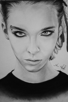 Bill Kaulitz by anokaxlegolas