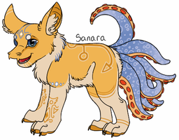 Character test- Offer to Adopt by Sanara1