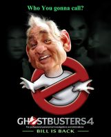 Ghostbusters 4 by RodneyPike