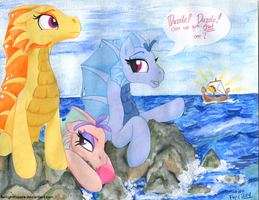 Ship Shopping by TwilightFlopple