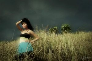 A Cloudy day by ditya