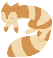 Furret by Toasterbots