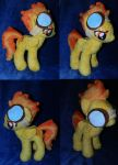Spitfire Plush by StarMassacre