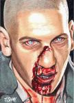 The Walking Dead Shane Walsh Walker by Dr-Horrible