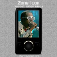 Zune Icon by Oliuss