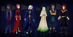Almost Magical: High Council of Magix by chocolatesmoothie