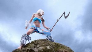 Kida Cosplay by Elfsire