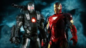 Ironman 2 Wallpaper by MacTechieDesign