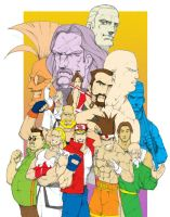 Fatal Fury Special poster by LordTano