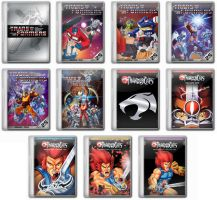 Transformers G1 and Thundercats Folder Icons by Ms-Marvel-Avenger