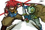 +Crono Cross+ by liquidxlead