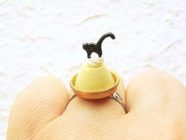 Cat Ring by souzoucreations