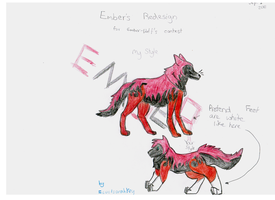 Ember's New Design Entry by coolsarahkry