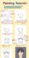 Painting Tutorial~ by celestier