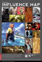 My Influence Map by dosymedia