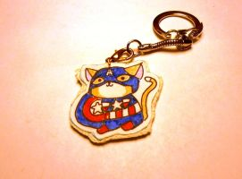 CATptain american by idont0know