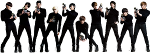 Super Junior PNG Render by classicluv