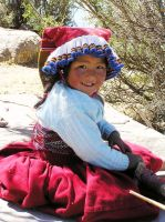 Girl from Taquila Island by CitizenFresh