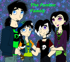 Danny and Sam's Future Family by PurfectPrincessGirl