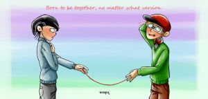 .:Born to be together:. by Nosaiga