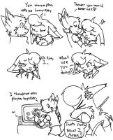 A Random Comic by Larry-The-Cat