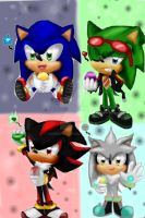 have a happy easter hedgehog egg ^^ by 4sonicfan