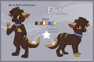 Elliot reference by Searii