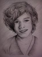 harry styles. by 1drawingGirl