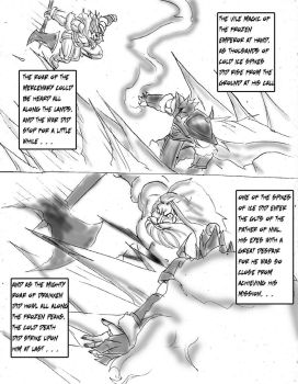 Bryth Legends 3: Frozen Hearts - Page 9 by Arkofnight