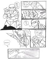 tmnt ch1 pg6 by WolffangComics