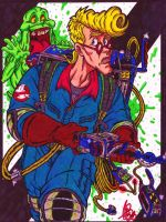 The REAL GHOSTBUSTERS by Optic-AL