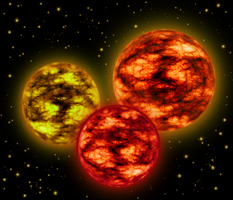 Hot Planets by Seitira