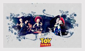 toy story by LAMIA-2