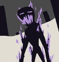 Enderman by brotoad