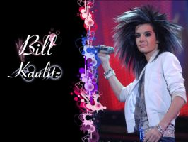 Bill Kaulitz WP by VilleVamp