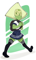 Peridot by AngeliccMadness